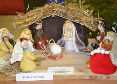 II Gminny konkurs Szopek Bożonarodzeniowych